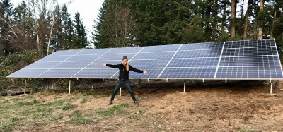 Oregon Solar Panels